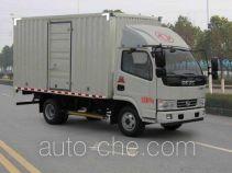 东风牌DFA5080XXY39D6AC型厢式运输车