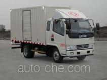 Dongfeng DFA5080XXYL35D6AC box van truck