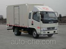 东风牌DFA5080XXYL35D6AC型厢式运输车