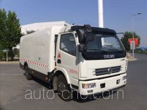 Dongfeng DFA5086GQX12D3 highway guardrail cleaner truck