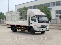 东风牌DFA5090CCY13D5AC型仓栅式运输车