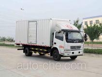 东风牌DFA5090XXY13D5AC型厢式运输车