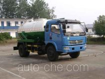 Dongfeng DFA5160GZX biogas digester sewage suction truck