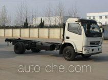 东风牌DFA5100XXYJ11D6AC型厢式运输车底盘