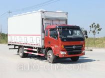 Dongfeng chicken transport truck