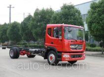 东风牌DFA5121XXYLJ10D7型厢式运输车底盘
