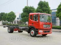 东风牌DFA5122XXYLJ10D7型厢式运输车底盘