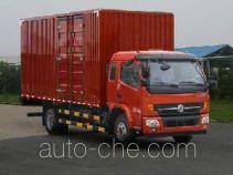 东风牌DFA5140XXYL11D7AC型厢式运输车