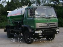 Dongfeng DFA5160GZX1 biogas digester sewage suction truck