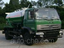 Dongfeng DFA5160GZX2 biogas digester sewage suction truck