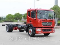 东风牌DFA5161XXYLJ10D8型厢式运输车底盘