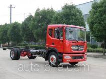 东风牌DFA5162XXYLJ10D8型厢式运输车底盘