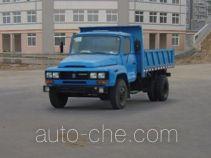 神宇牌DFA5815CDY型自卸低速货车