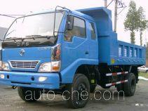 神宇牌DFA5815PDAY型自卸低速货车