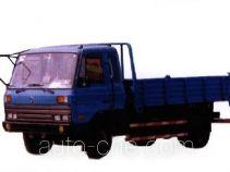 神宇牌DFA5820PD型自卸低速货车