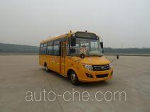 东风牌DFA6758KYX4B型幼儿专用校车