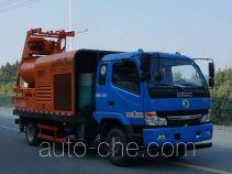 Dongfeng DFC5101THBGAC truck mounted concrete pump