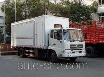 Dongfeng DFC5110XJSB18 water purifier truck