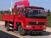 东风牌DFC5123JSQGL2型随车起重运输车