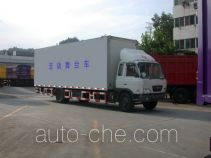 Dongfeng DFC5128XWTZ mobile stage van truck