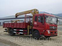 东风牌DFC5160JSQBX5型随车起重运输车