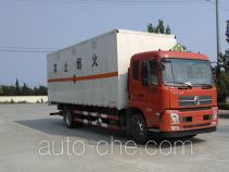 Dongfeng DFC5160TQPBX2V gas cylinder transport truck
