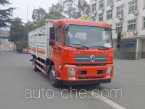 Dongfeng DFC5160TQPBX5 gas cylinder transport truck