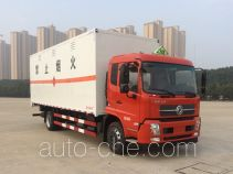Dongfeng DFC5160XRQBX2V flammable gas transport van truck