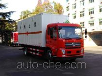 Dongfeng DFC5160XRQBX5 flammable gas transport van truck