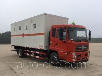 Dongfeng DFC5160XRYBX5 flammable liquid transport van truck