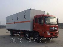 Dongfeng DFC5190XRQBX5A flammable gas transport van truck