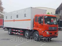 Dongfeng DFC5190XRYBX5A flammable liquid transport van truck