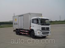 Dongfeng DFC5220XQYA explosives transport truck