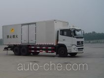Dongfeng DFC5220XQYA1 explosives transport truck