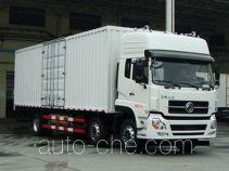 Dongfeng DFC5250XXYGD5N box van truck