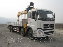 Dongfeng DFC5311JSQA3 truck mounted loader crane