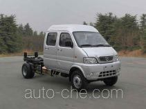 Huashen DFD1030NUJ3 dual-fuel light truck chassis