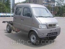 Huashen DFD1031NUJ2 dual-fuel light truck chassis