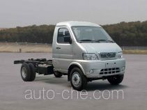 华神牌DFD1031TJ型轻型载货汽车底盘