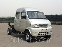 Huashen DFD1034NUJ dual-fuel light truck chassis