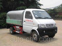 华神牌DFD5022ZLJU型自卸式垃圾车