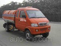 华神牌DFD5022ZLJU2型自卸式垃圾车