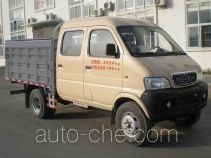 华神牌DFD5030ZLJ2型自卸式垃圾车