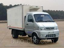 华神牌DFD5031XLC型冷藏车