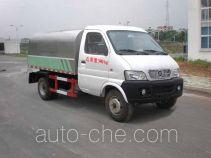 华神牌DFD5031ZLJ4型自卸式垃圾车