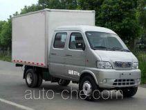 Huashen DFD5032XXY1 box van truck