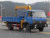 华神牌DFD5120JSQ1型随车起重运输车