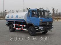 Huashen DFD5121GSS sprinkler machine (water tank truck)