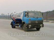 Huashen DFD5162GXW sewage suction truck