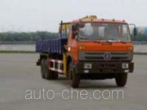 华神牌DFD5250JSQ1型随车起重运输车
